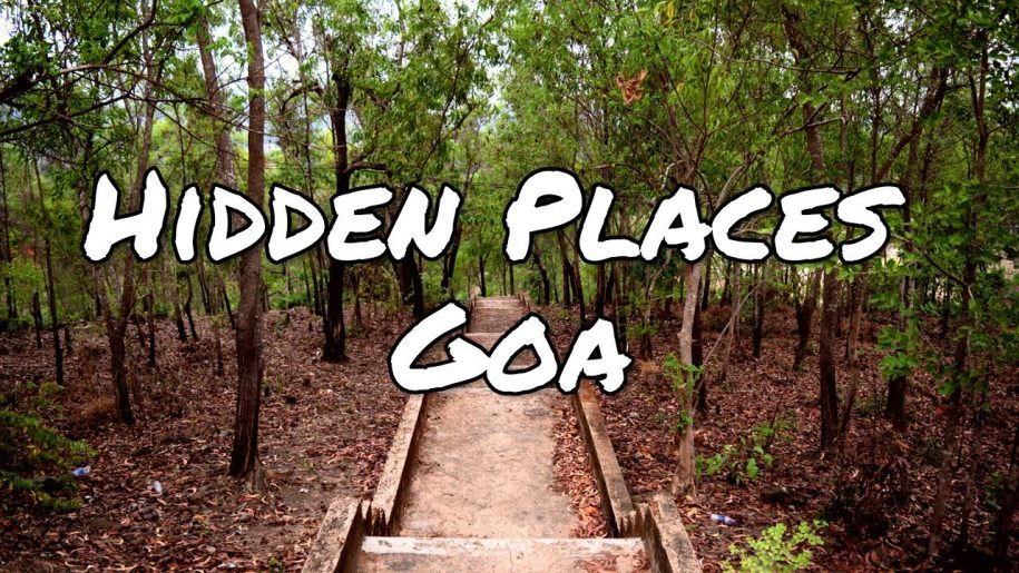 hidden places in goa